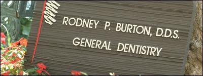 Rodney P Burton, DDS